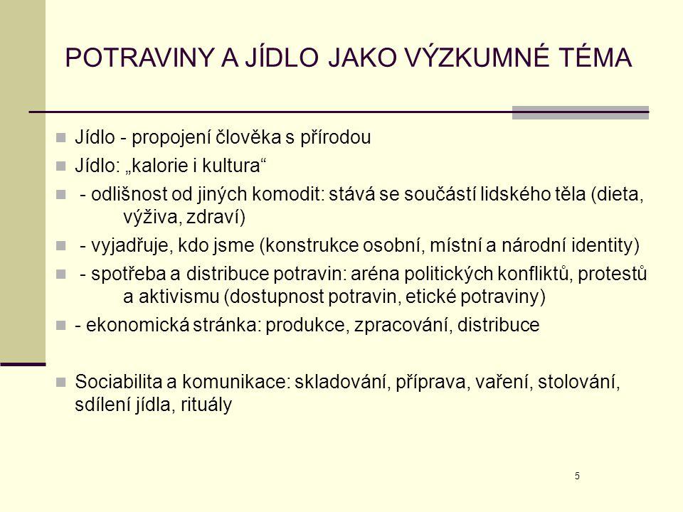 16 NEGATIVNÍ OBRAZ POST-SOC.SAMOZÁSOBITELSTVÍ V LITERATUŘE  Konstrukce post-soc.