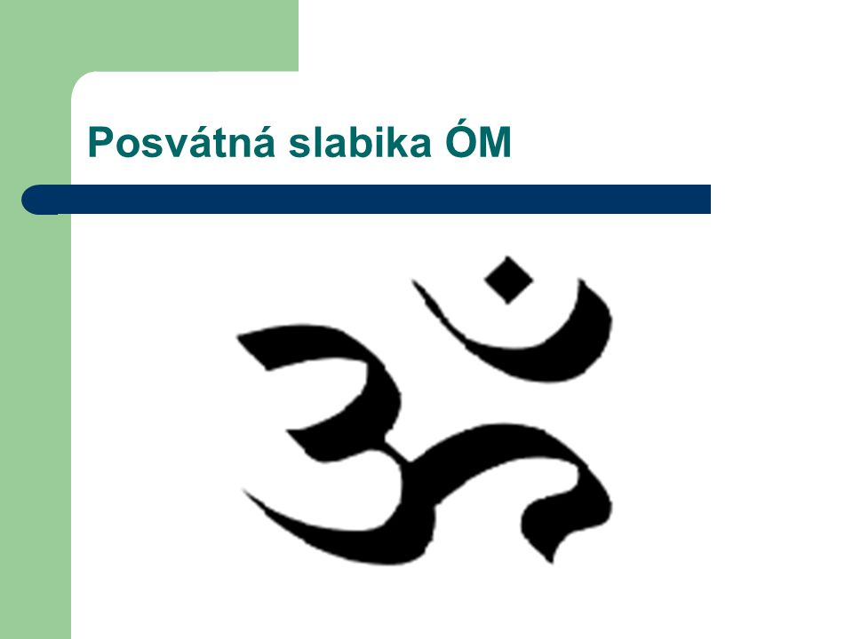 Specifické rysy hinduismu  přesvědčení o samsáře, sledu či koloběhu životů a touha po vysvobození (mókša)  člověk svými postoji a činy vytváří předpoklad pro další životy (karma - vipáka)  výsledkem karmy je narození v sociální skupině: čtyři varny, dílčí kasty; některé směry hinduismu varny relativizují