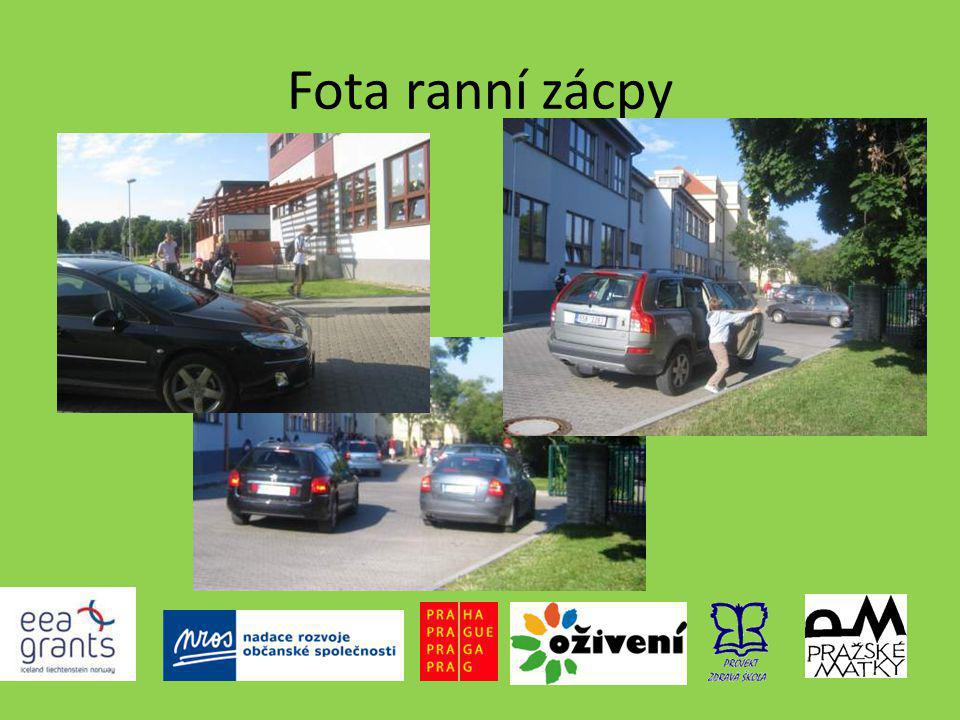 Kritický bod č.5 – chodník v ulici K Verneráku