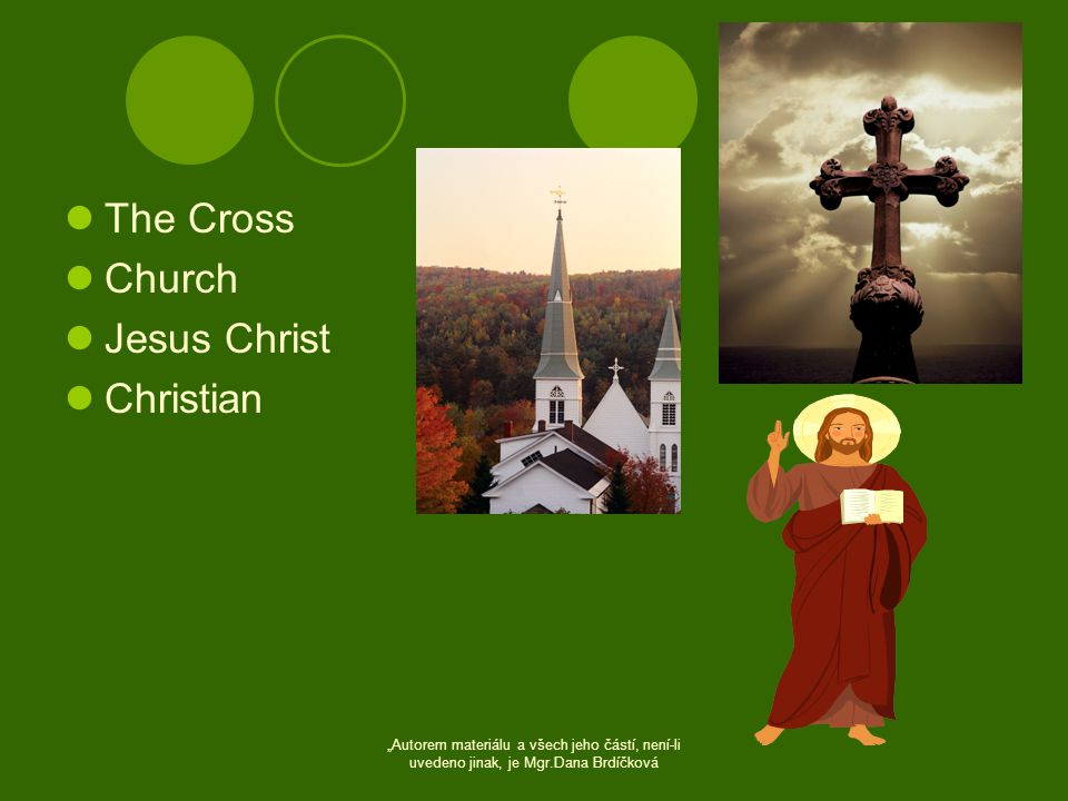 TThe Cross CChurch JJesus Christ CChristian