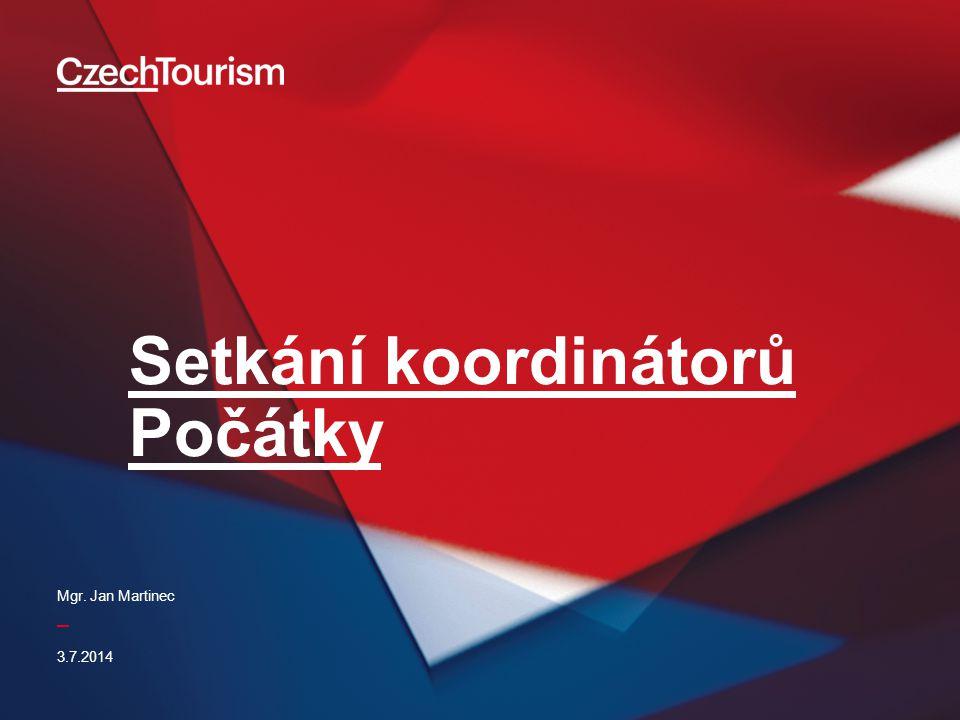 _ Setkání koordinátorů Počátky 3.7.2014 Mgr. Jan Martinec