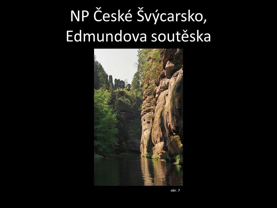 NP České Švýcarsko, Edmundova soutěska obr. 7
