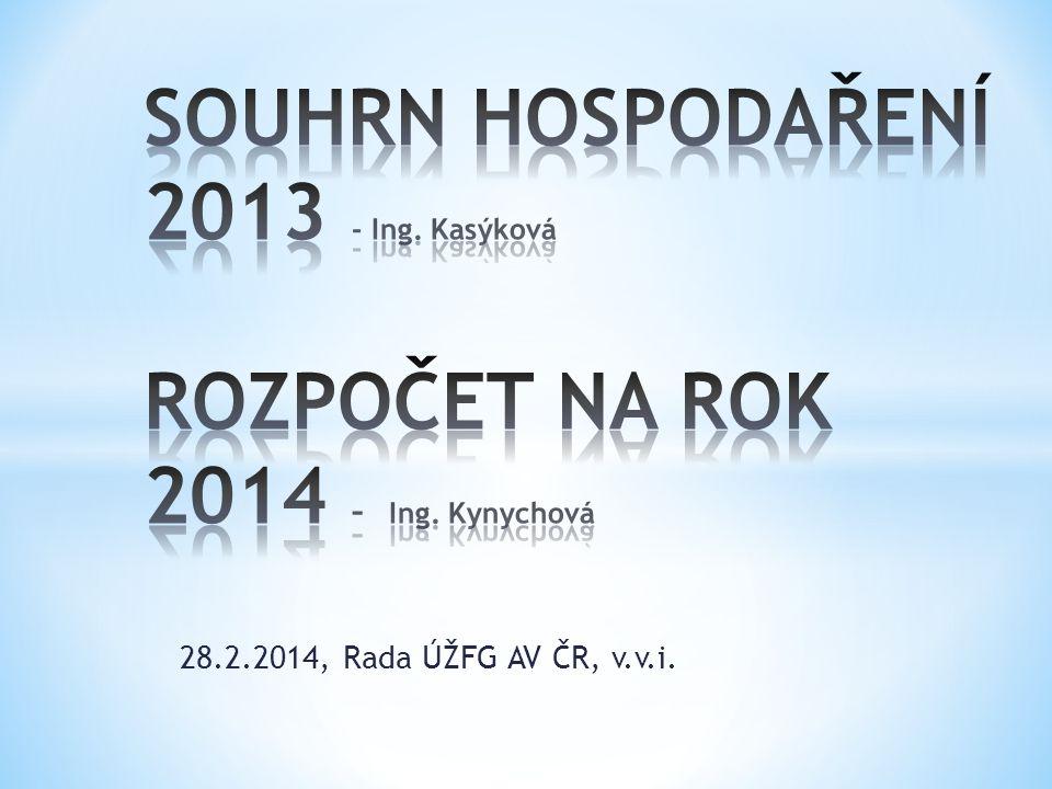 28.2.2014, Rada ÚŽFG AV ČR, v.v.i.