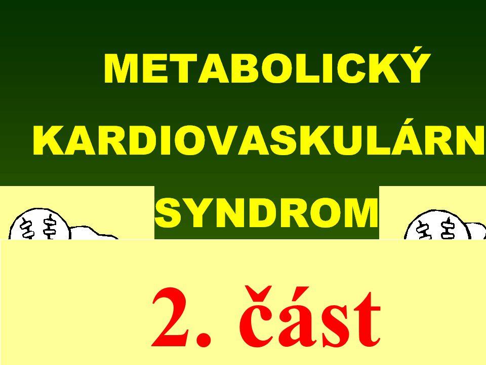 MCVS PREVENCE A INTERVENCE PA dieta vyloučení léků snižujících HDL