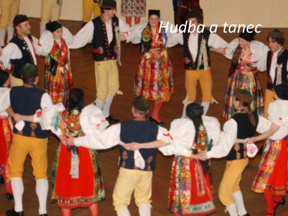 Hudba a tanec