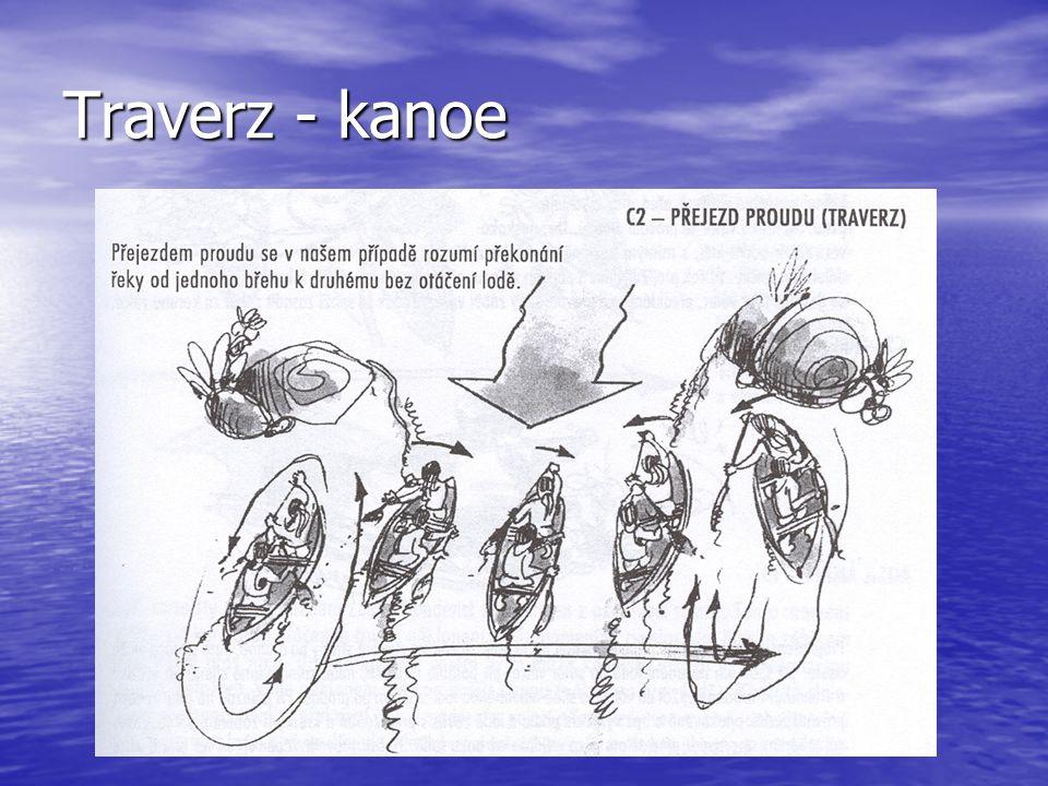 Traverz - kanoe