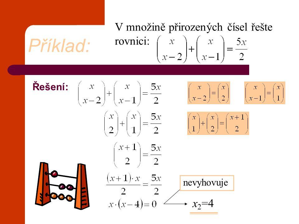 Pascalův trojúhelník Komb.