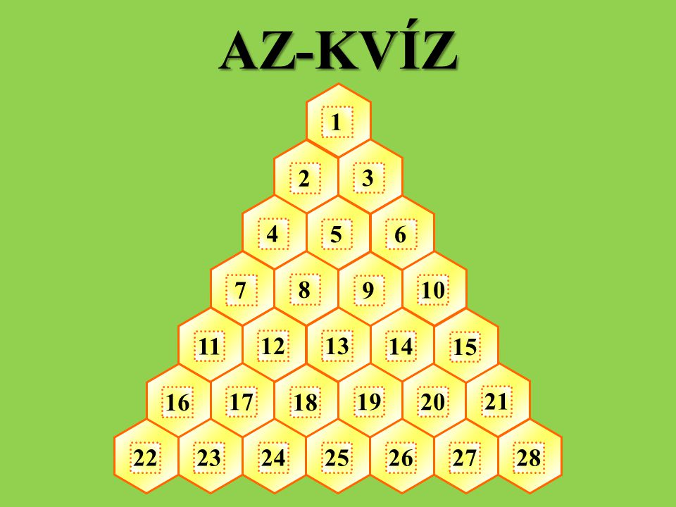 Pyramida Náhradní otázka č.13. Habr obecný, jasan ztepilý a javor mléč.