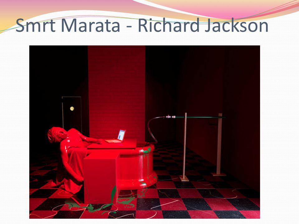 Smrt Marata - Richard Jackson