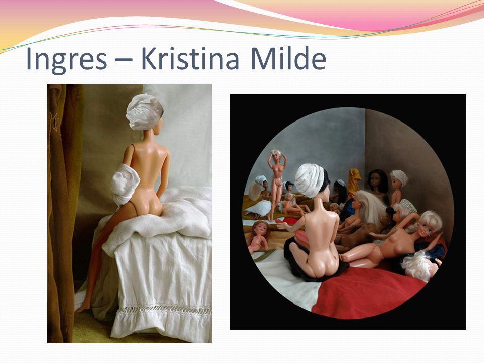 Ingres – Kristina Milde