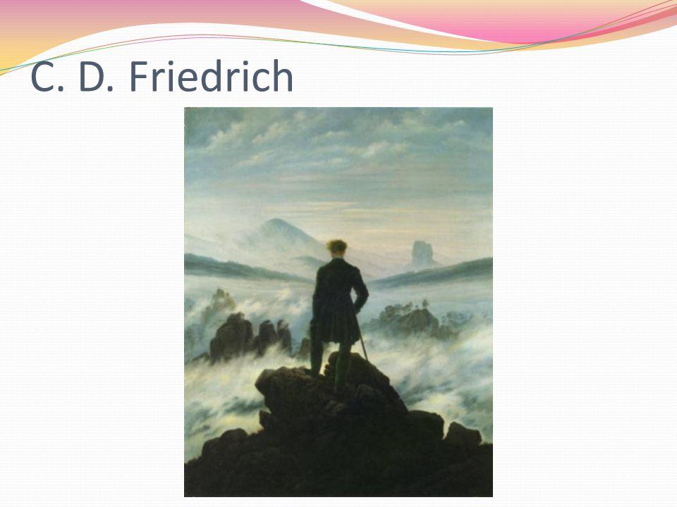 C. D. Friedrich