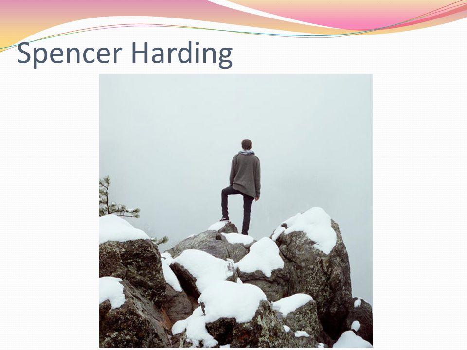 Spencer Harding