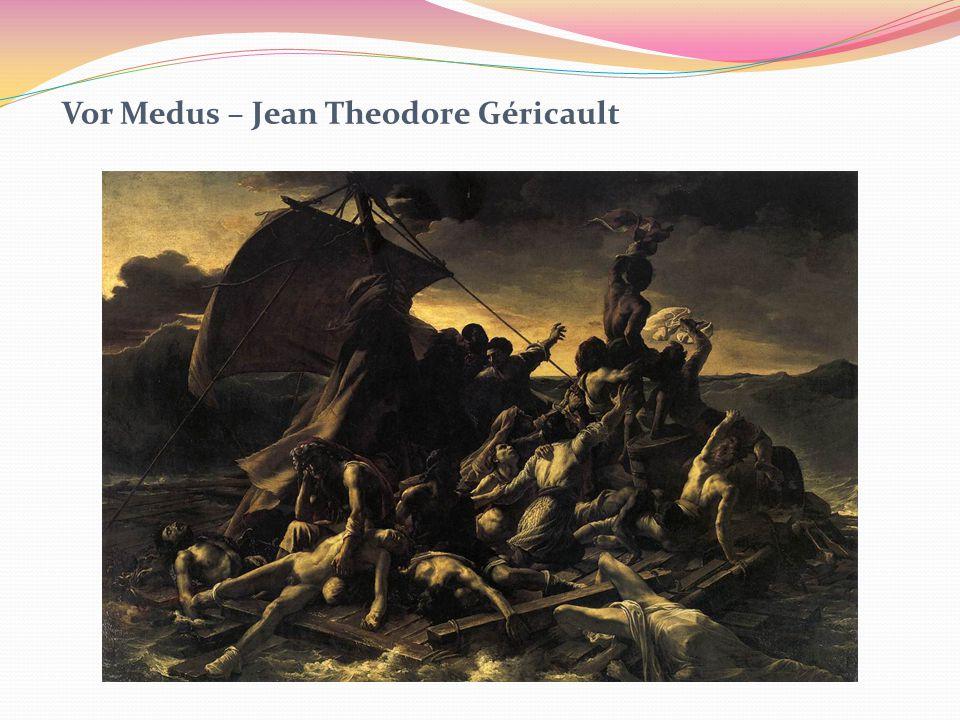 Vor Medus – Jean Theodore Géricault