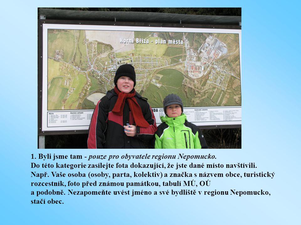 Vážení turisté, cestovatelé a výletníci.