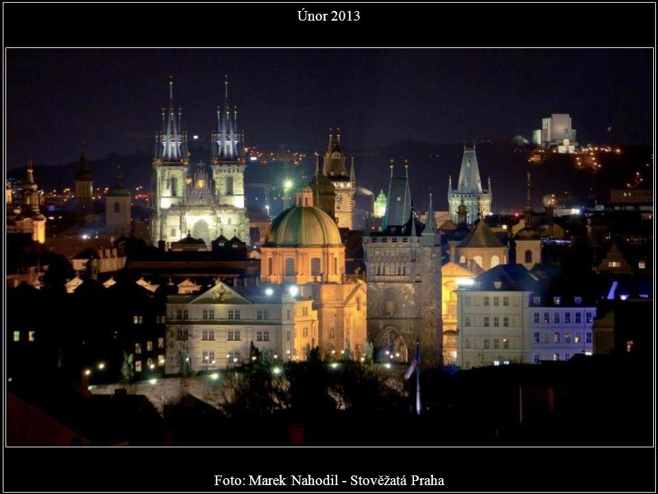 Foto: Michal Jirák - Magie města Únor 2013