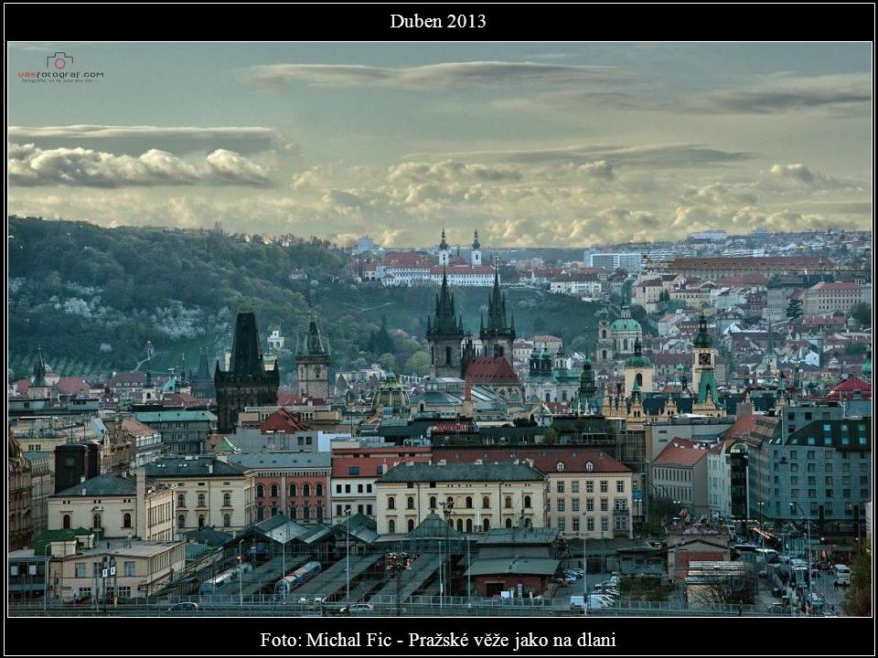 Foto: Michal Grosman - Láska v Praze - zamilovaní Duben 2013Nádherné, Praha je úžasná …