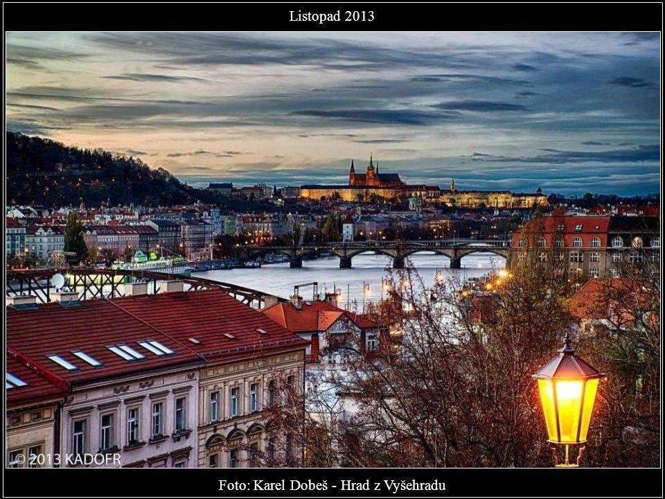 Foto: Libor Adamec - Praha magická Listopad 2013