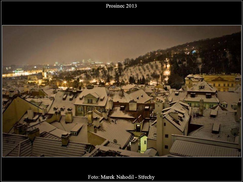 Foto: Marek Nahodil - Ku Hradu Prosinec 2013