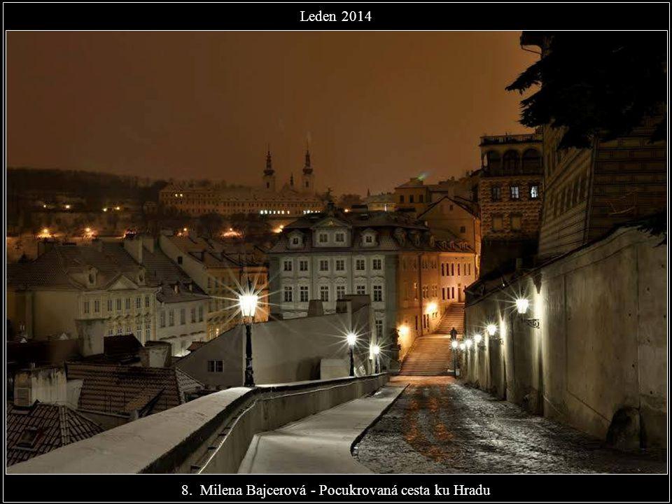 Leden 2014 7. Marek Kijevský - Svítání