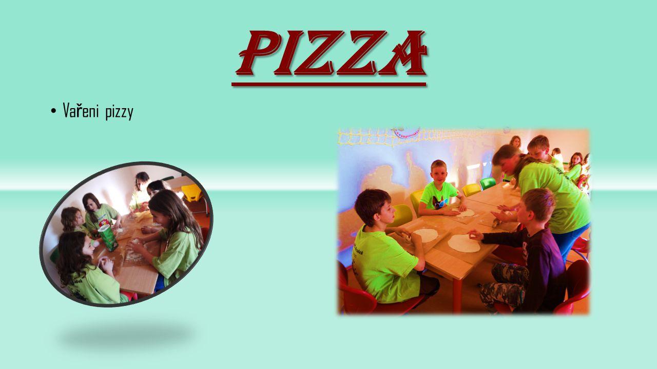 pizza Va ř eni pizzy
