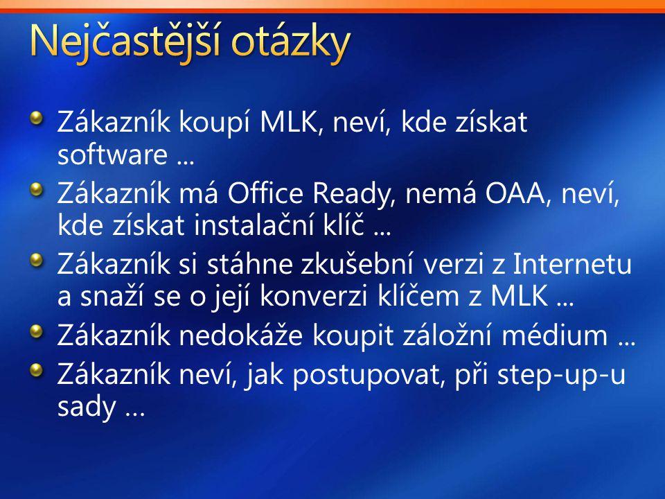 Typ zkušební verze Lze konvertovat na plnou licenci.