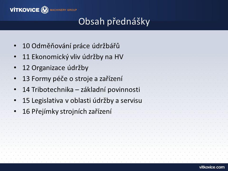 Třídění a struktura výrobních prostředků Druh zařízeníVýrobní podniky v ČR r.