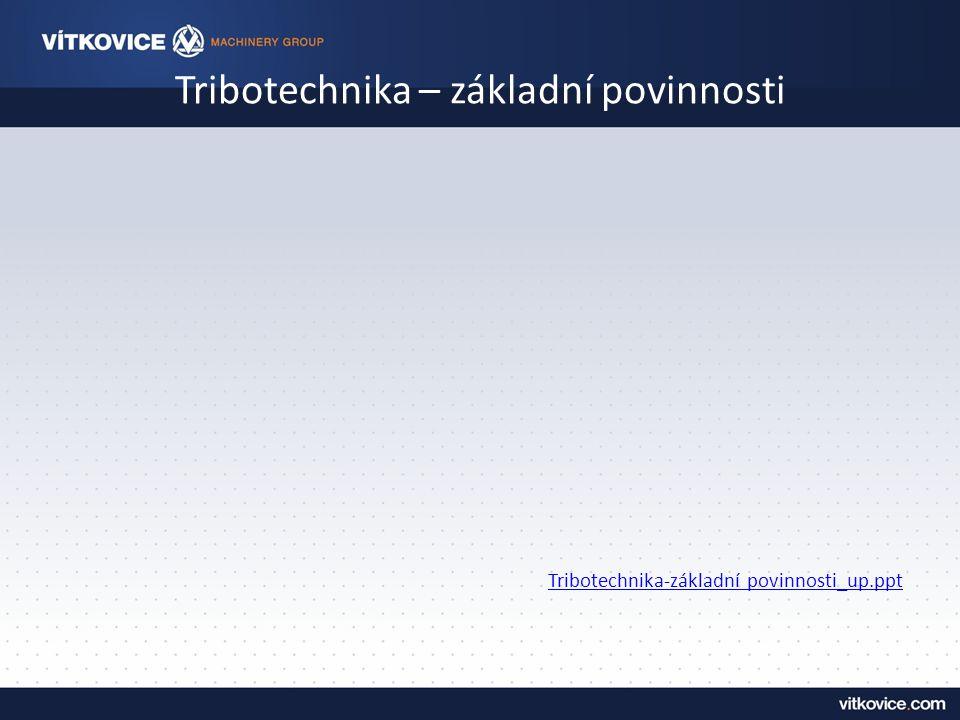Tribotechnika – základní povinnosti Tribotechnika-základní povinnosti_up.ppt