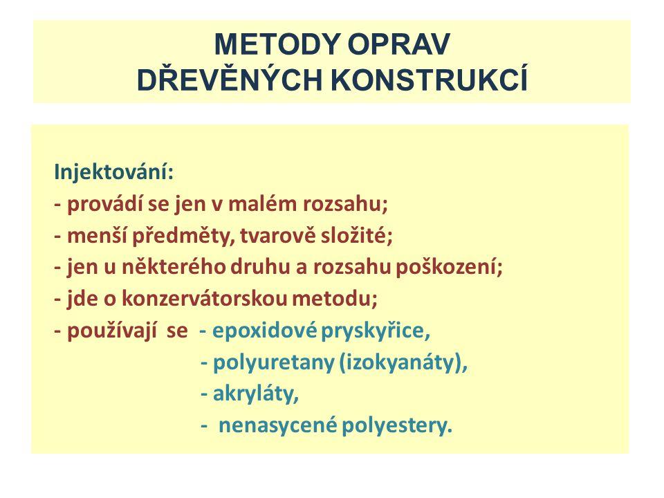 1.ŠTEFKO, Josef, REIPRECHT, Ladislav.Dřevěné stavby, konstrukce, ochrana a údržba.