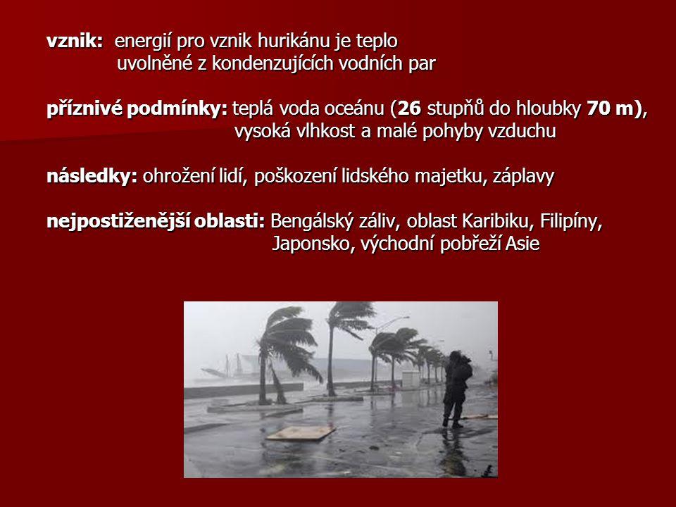 největší hurikány: Atlantická hurikánová sezóna v r.