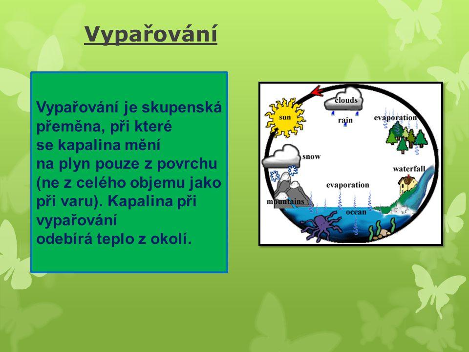 Tlak vzduchu  Atmosferický tlak dosahuje nejvyšších hodnot při hladině moře (popř.