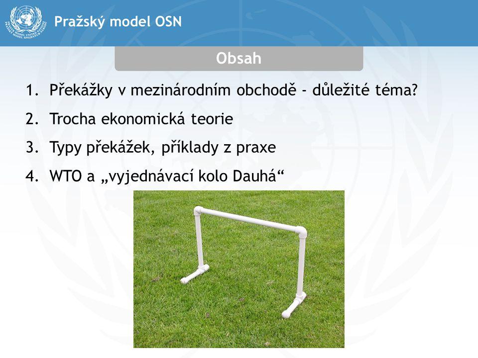 Děkuji za pozornost Zdroje: www.amo.cz www.wto.org www.un.org www.ihned.cz Cihelková a kol.