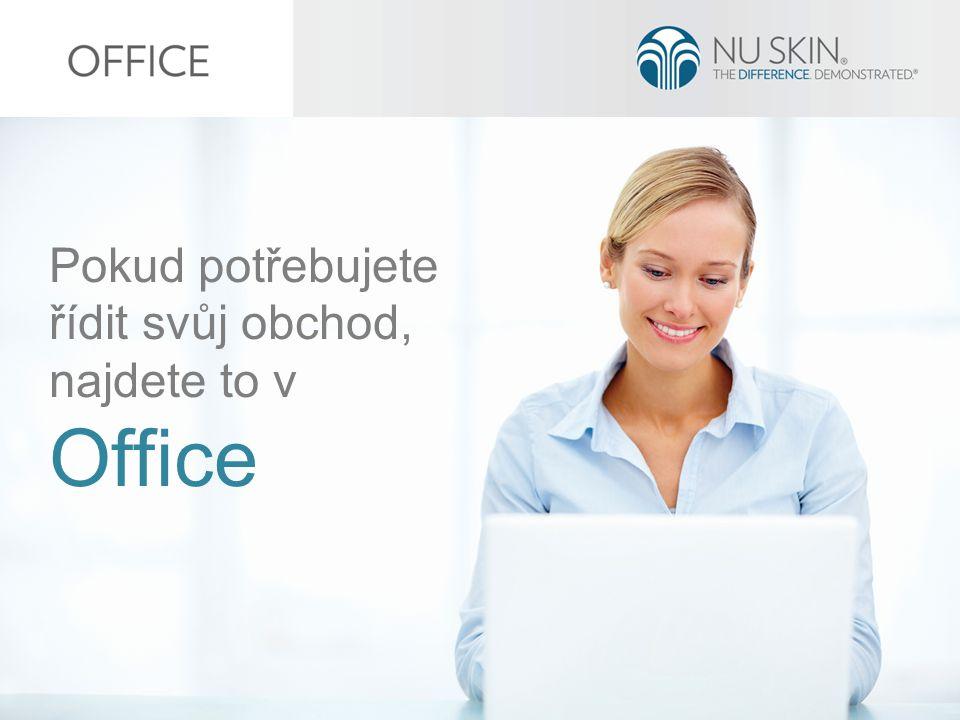 Pokud potřebujete řídit svůj obchod, najdete to v Office