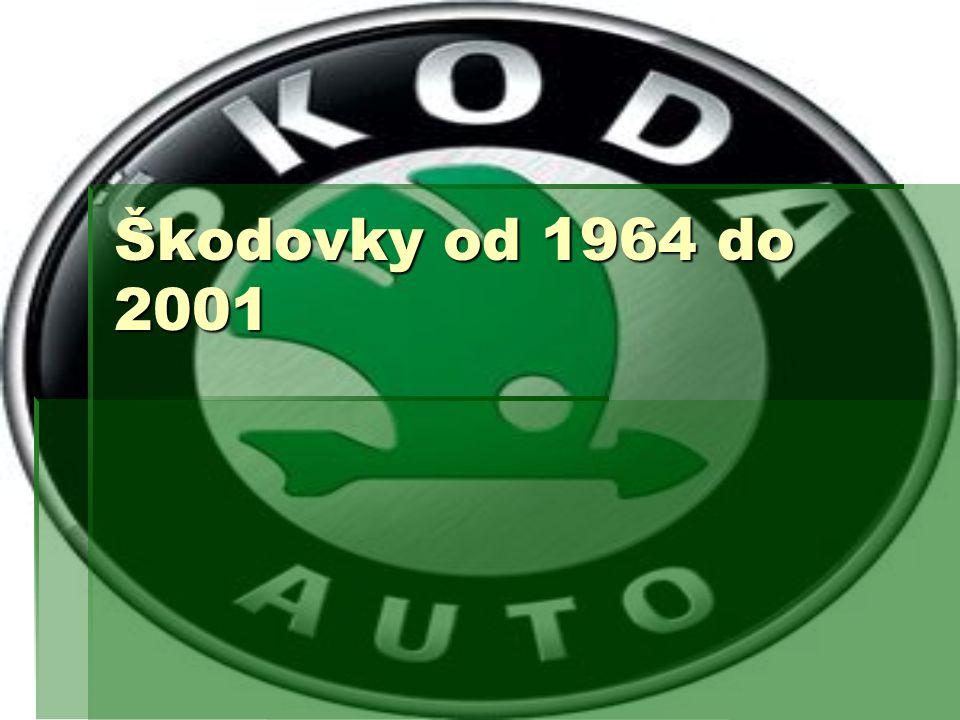 """Škoda 1000mb/1100mb  Výroba probíhala v letech 1964-1969  Koncepce vše vzadu""""  Typ 1100MB měl typu 1000MB silnější motor  1000mgb měla silnější motor a dva karburátory"""
