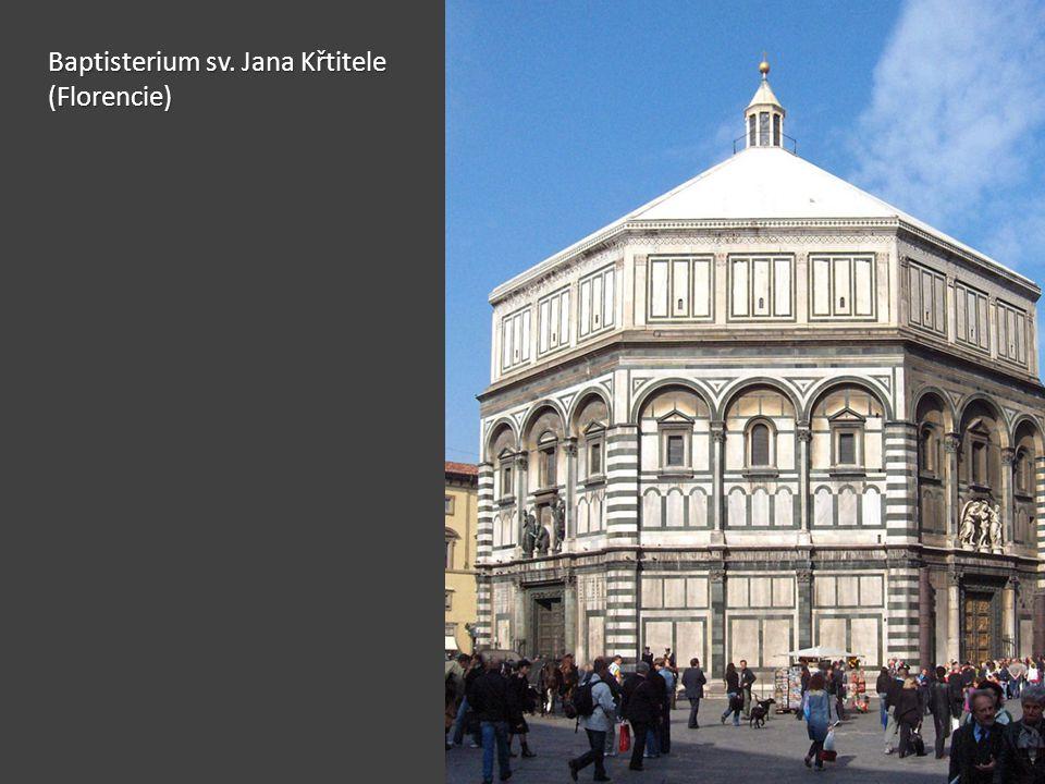 Baptisterium sv. Jana Křtitele (Florencie)