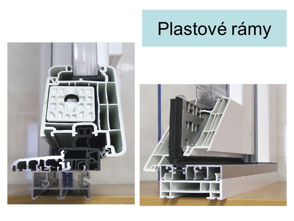 Plastové rámy