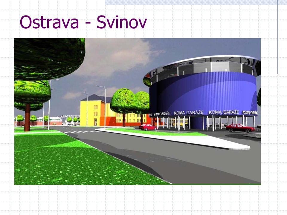 Ostrava - Svinov