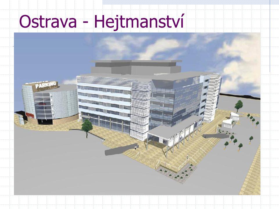Ostrava - Hejtmanství