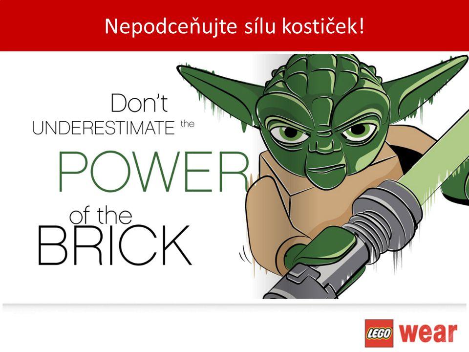 LEGO - Marketing LEGO je jednou z nejznámějších značek na světě, opravdu.