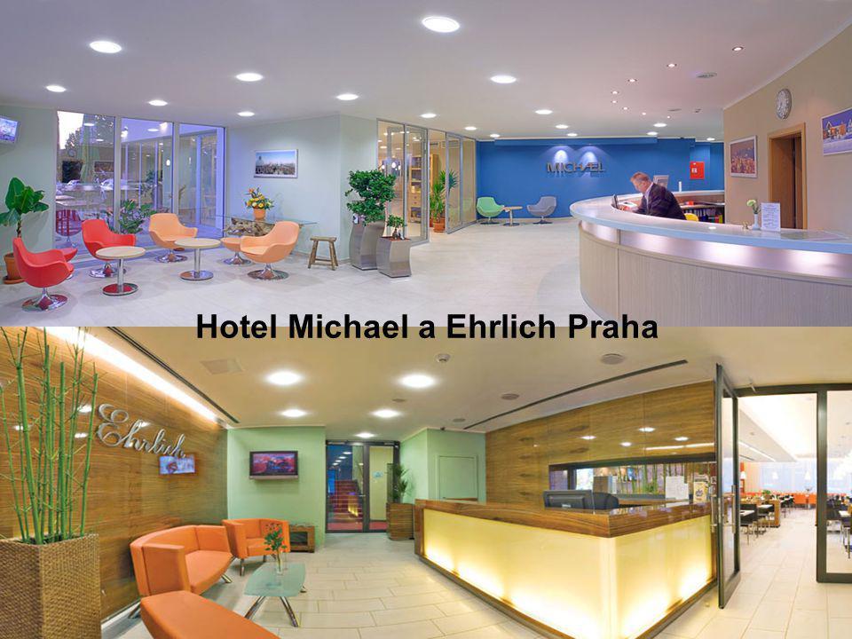 Hotel Michael a Ehrlich Praha