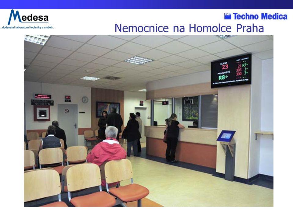 Nemocnice na Homolce Praha