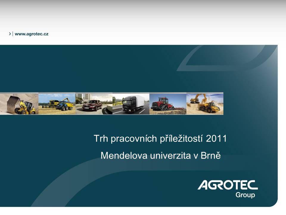 Trh pracovních příležitostí 2011 Mendelova univerzita v Brně
