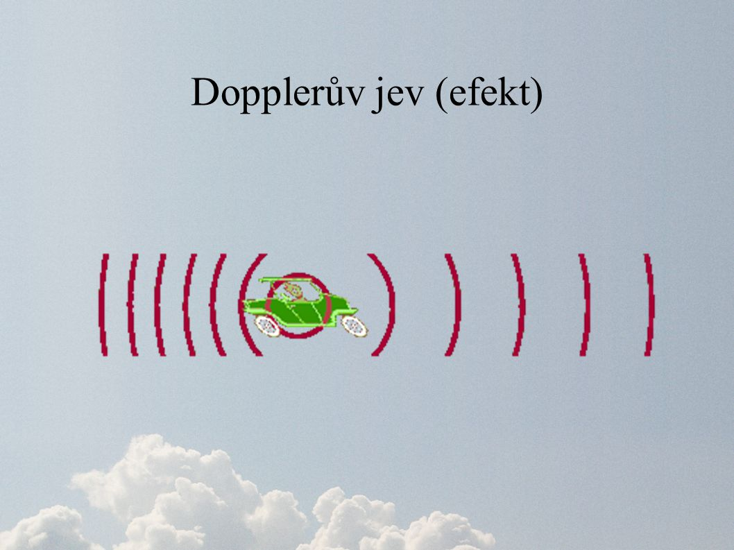 Dopplerovské meteorologické radiolokátory umožnují běžné měření množství zpětné rozptýlené energie a tím radiolokacní odrazivosti Z navíc měří změnu frekvence navráceného signálu (prostřednictvím měření fáze), z které lze určit radiální rychlosti odražečů, jimiž jsou převážně atmosférické srážky a nehomogenity indexu lomu.