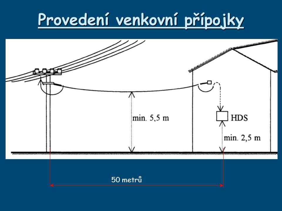 Průřezy a jištění Obvod Jmenovitý proud jističe Průřez vodiče Cu světelný10 A1,5 mm 2 zásuvkový16 A2,5 mm 2 pračka162,5 mm 2 bytové jádro162,5 mm 2 sporák do 10 kW162,5 mm 2 průtokový ohřívač do 6 kW101,5 mm 2 akumulační kamna do 6 kW101,5 mm 2