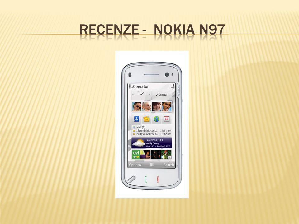  Na design Nokie N97 slýchávám dosti protichůdné reakce.