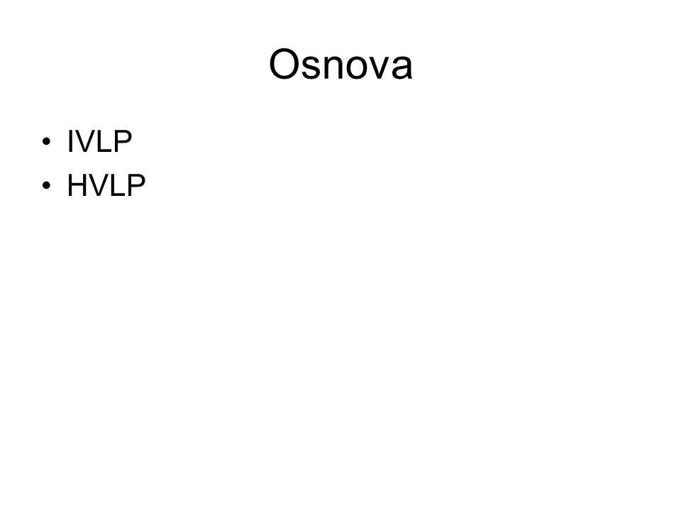 Osnova IVLP HVLP
