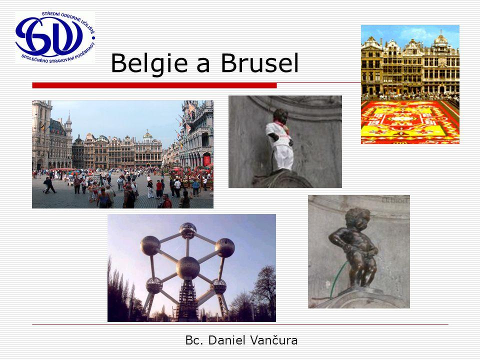 Belgická regionální kuchyně