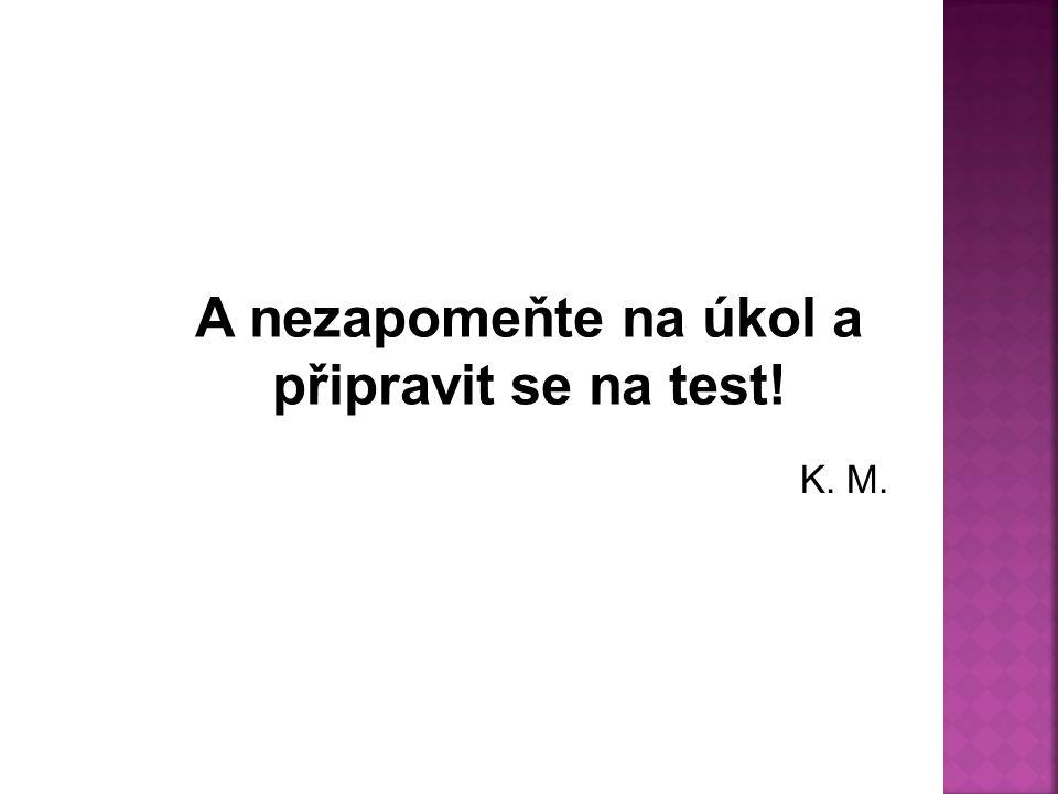 K. M.