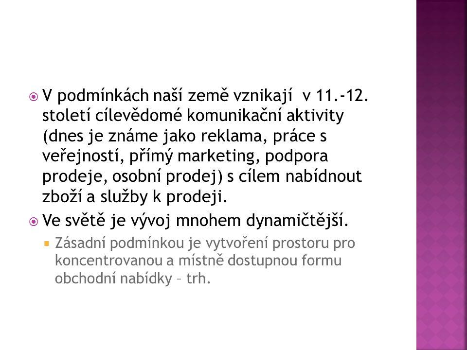  V podmínkách naší země vznikají v 11.-12.