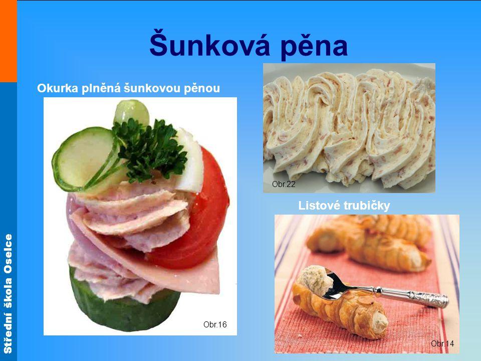 Střední škola Oselce Zdroj materiálů: Obr.34 http://www.vegan-fighter.com/images/1336729129.jpg Obr.35 http://bistrobeppo.com/wp-content/uploads/2012/04/Bistro-Beppo-Salad-1-e1336119817535.jpg Obr.36 http://www.recepty.eu/foto/salaty/ryzovy-salat-s-vejci.jpg Obr.37 http://oli2.blog.cz/1106/co-v-horkych-dnech-k-zakousnuti http://nd04.jxs.cz/468/906/69c96c422c_76767975_o2.jpg Obr.38 http://www.lahudkyradosovice.cz/fotky22982/fotos/_vyr_14bramborovy-salat.jpg Obr.39 http://www.lahudkyradosovice.cz/fotky22982/fotos/_vyr_32krabi-salat.jpg Obr.40 http://www.lahudkyradosovice.cz/fotky22982/fotos/_vyr_18hanacky-salat.jpg Obr.41 http://kuchar.mojerecepty.sk/wp-content/uploads/2009/11/varene-udene-maso-so-salatom.jpg Obr.42 http://www.melodie-bar.cz/jidelni-listek/salaty/images/kureci.jpg Obr.43 http://www.vyrobalahudek.cz/archiv/images/P4260193b.jpg Obr.44 http://it-is-cute.blog.cz/1207/cockovy-salat-s-tunakem http://nd05.jxs.cz/027/904/e98f300a3a_86793252_o2.jpg Obr.45 http://claudie.crohnovanemoc.cz/img/recepty/fazole-small.jpg Obr.46 http://vitakucharka.blog.cz/0903/letni-ovocny-salat http://nd01.jxs.cz/921/766/aaa31bb510_43589663_o2.jpg Není –li uvedeno jinak, je autorem tohoto materiálu a všech jeho částí, autor uvedený na titulním snímku.