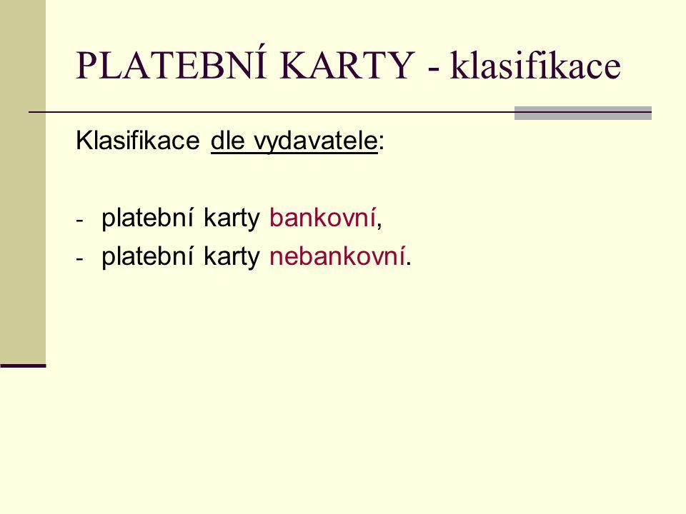 PLATEBNÍ STYK v ČR Tuzemský platební styk je organizován prostřednictvím clearingového centra ČNB - platební systém CERTIS (Czech Express Real Time Interbank Gross Settlement Systém), - v provozu od roku 1992;